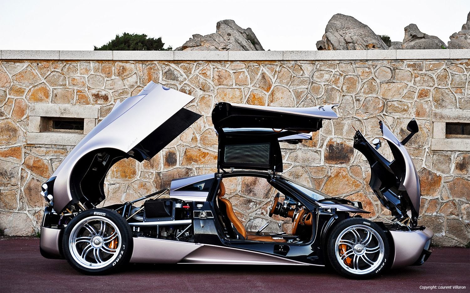 A used most expensive sports cars 1,225 million euros