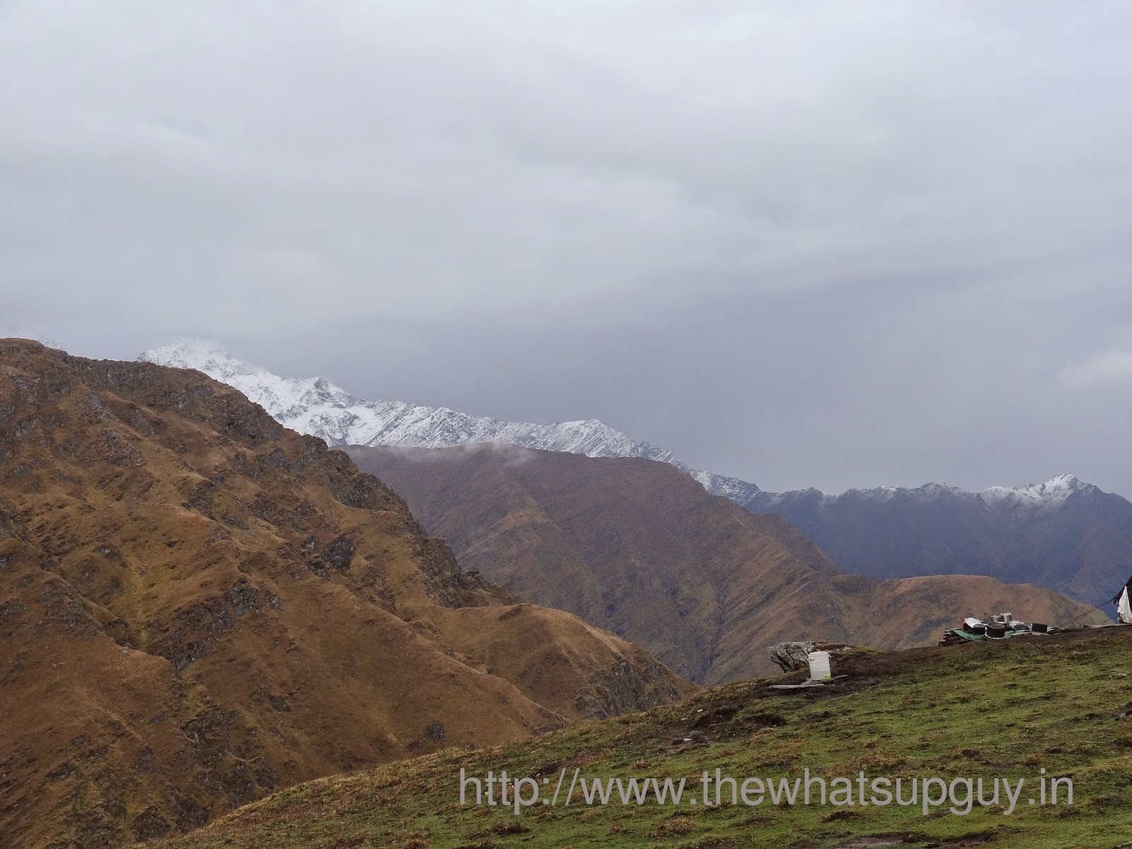 View Roopkund Trek With India Hikes Day 3