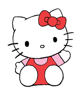 how to draw hello kitty draw central