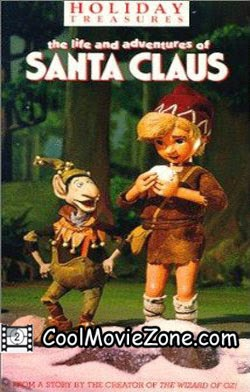 The Life & Adventures of Santa Claus (1985)