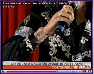 MICHAEL JACKSON ESTA VIVO! CONFIRA AS PROVAS. COVER