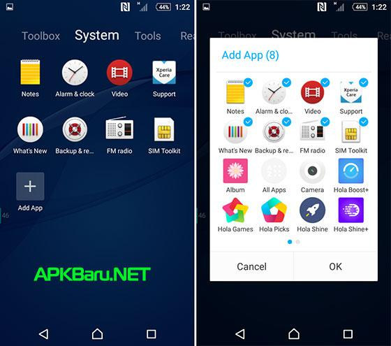 hola launcher full apk download