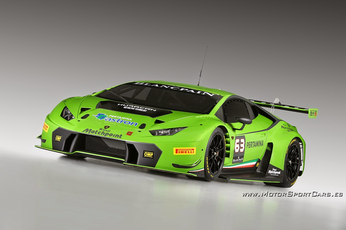 lamborghini hurac n gt3 motorsport cars blog de coches de competici n. Black Bedroom Furniture Sets. Home Design Ideas