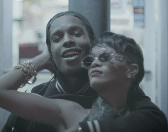 Download Asap Rocky And Rihanna Fashion Killa A AP Rocky Fashion Killa