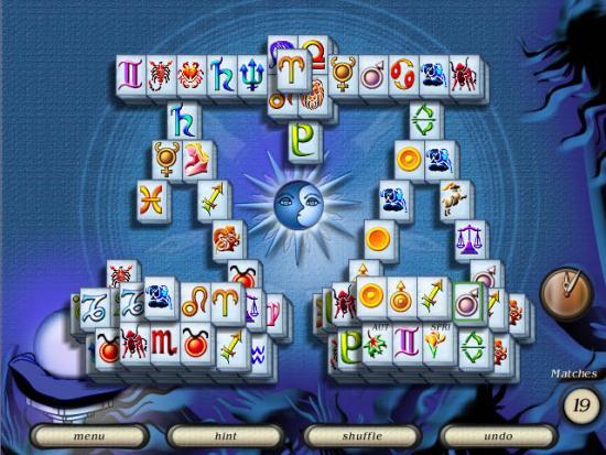Leisure Mahjongg Oyunu