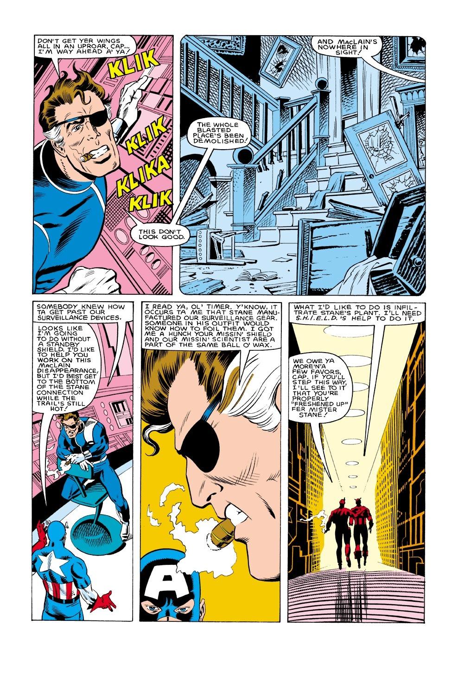 Captain America (1968) Issue #304 #232 - English 7
