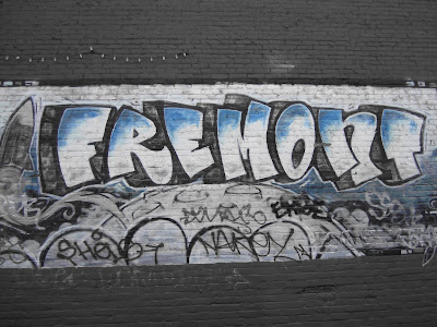 Fremont Fremont Mural without color