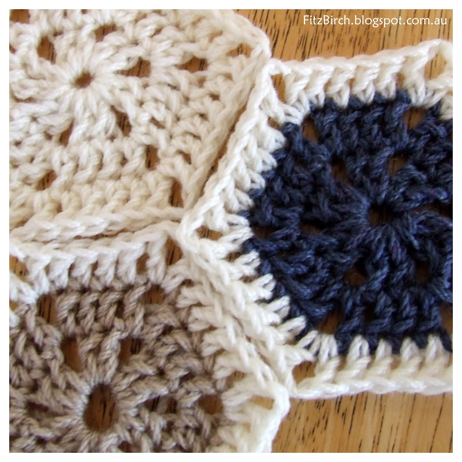 Crocheting Hexagons : FitzBirch Crafts: Favourite Free Crochet Hexagon Patterns