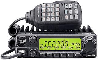 Jual Rig Icom IC-2200H Jual Radio Rig Icom 2200H Harga Murah