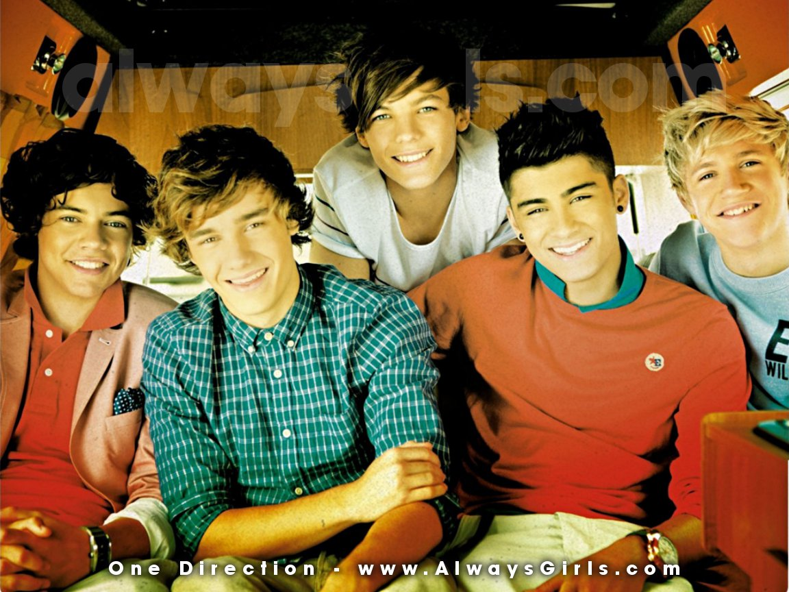Imagenes Animadas one direction