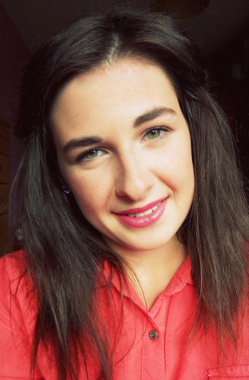Bright make up - mój codzienny makijaż ostatnich miesięcy :)