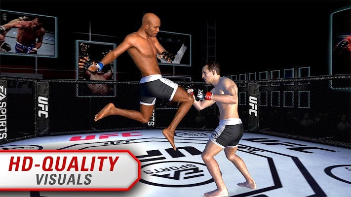 EA SPORTS™ UFC v1.0.725758 Apk Data