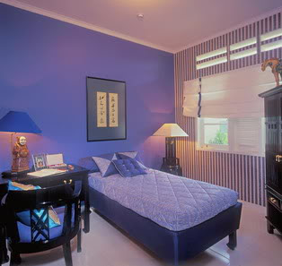 Room Color Affects Sleep Quality