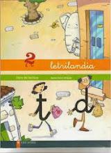 LIBRO DE LECTURA LETRILANDIA 2