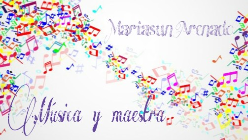 Música y maestra