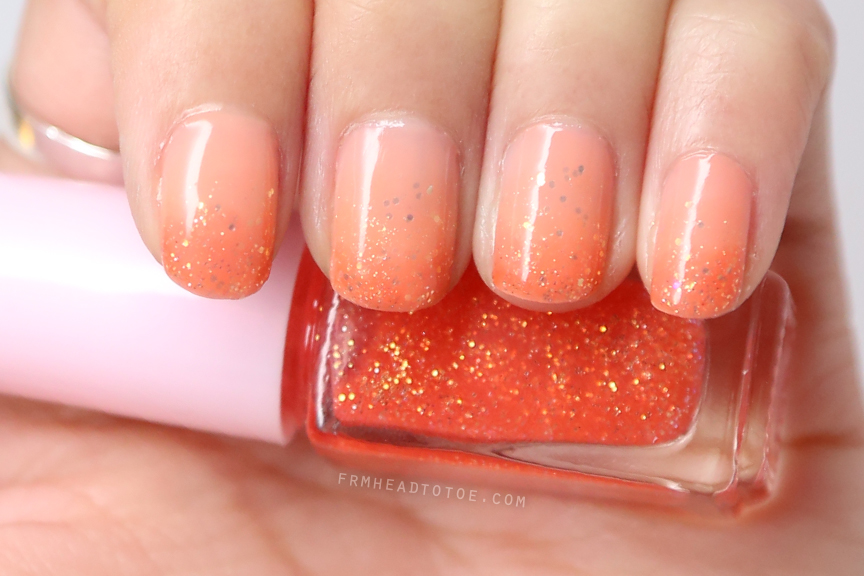 Manicure Monday: Etude House Juicy Cocktail Gradation Nails in ...