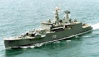 Godavari class frigate