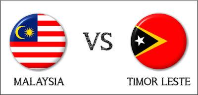 malaysia vs timor leste