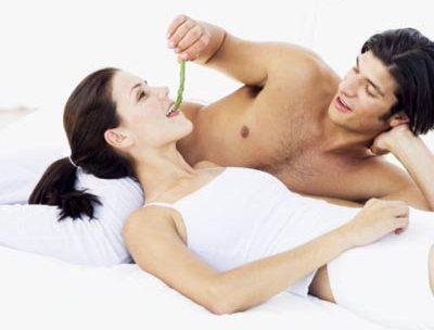 """Nguyên nhân Vợ thích uống """"tinh dịch"""" của chồng"""