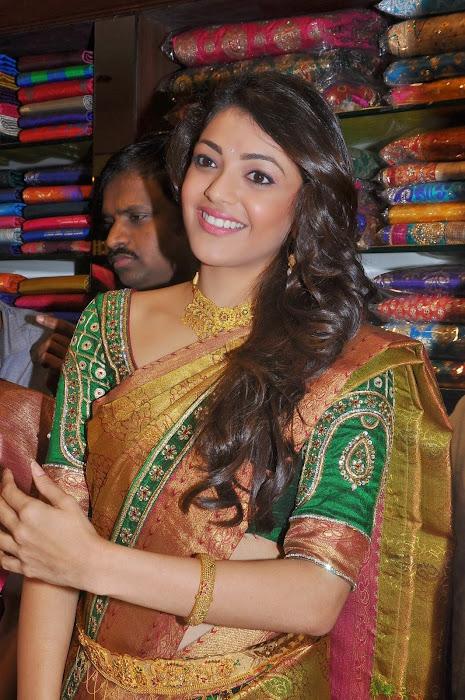 kajal agarwal launches chennai shopping mall unseen pics
