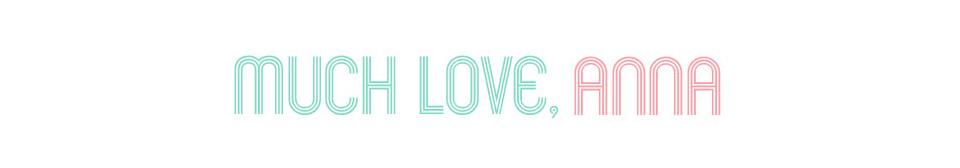 ♥ Much Love ♥