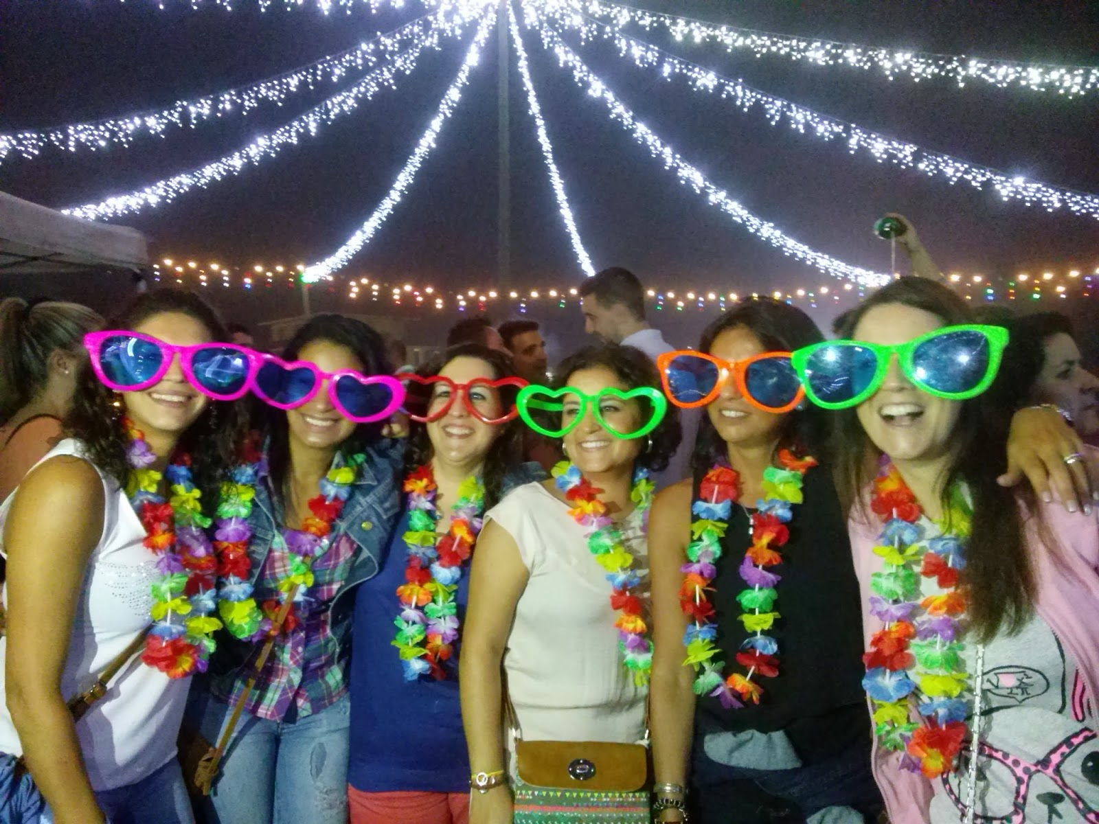 asturias fiesta de prao party friendas amigas gafas