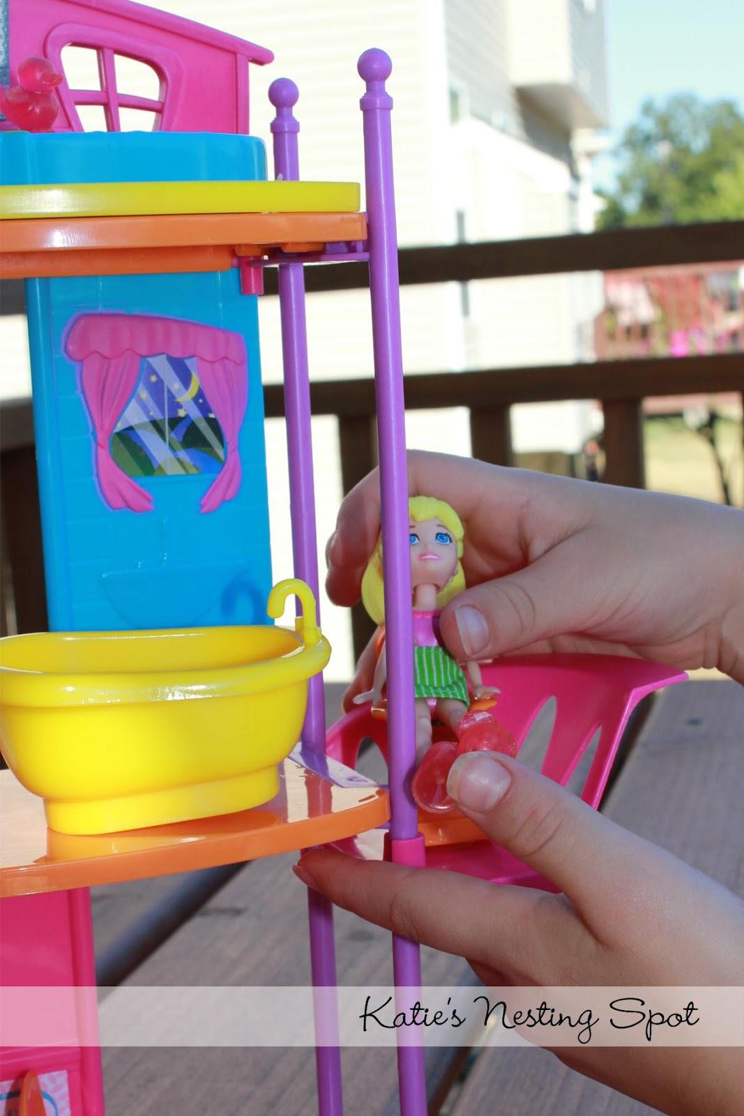 Katie S Nesting Spot Mattel S Polly Pocket Hangout House