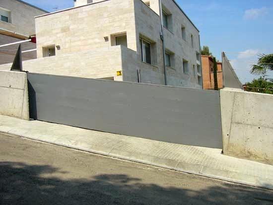Puertas Correderas, Puertas Automáticas, Puertas de Garaje ... - photo#49