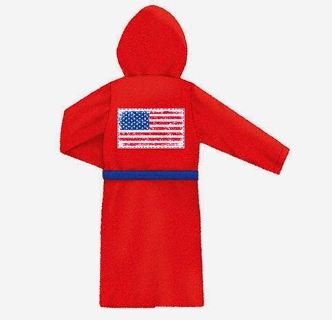 American Dream Bassetti. Albornoz y juego de toallas