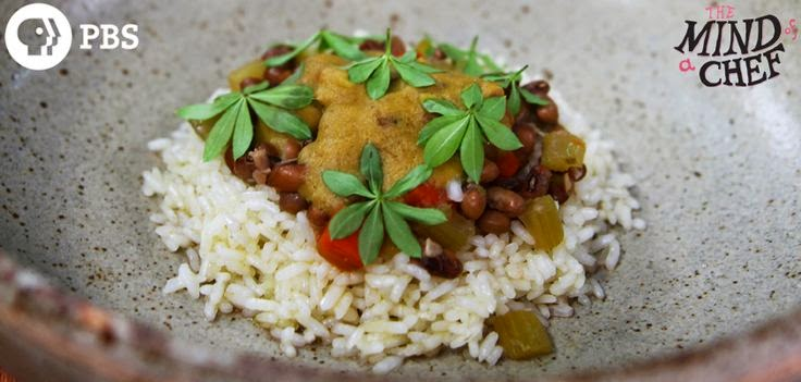 Sean Brock cooks up a Southern classic, Hoppin' John