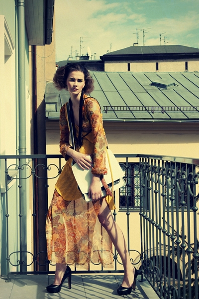 Cool Chic Style Fashion - Magdalena Chachlica by Koty 2 for Raine