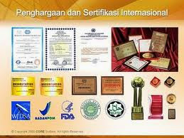 Sertifikat International
