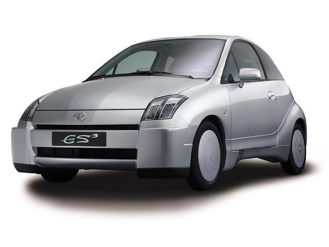 Foto Mobil Konsep Toyota ES3 04
