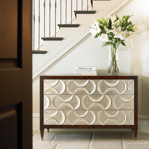 Making an Entrance Caracole Furniture enjoywithluh
