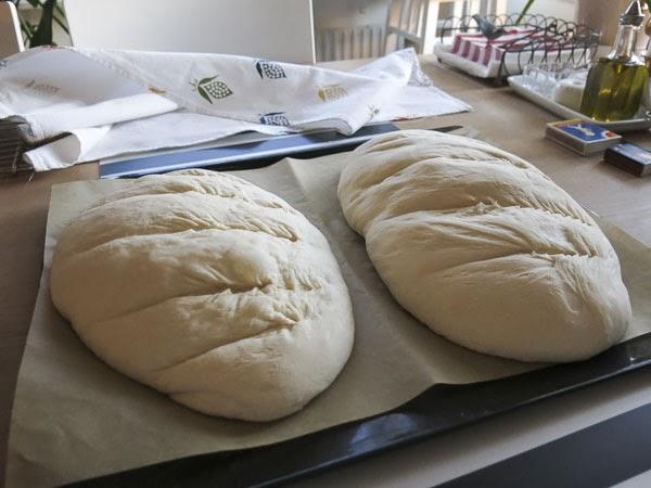 färdigjästa bröd