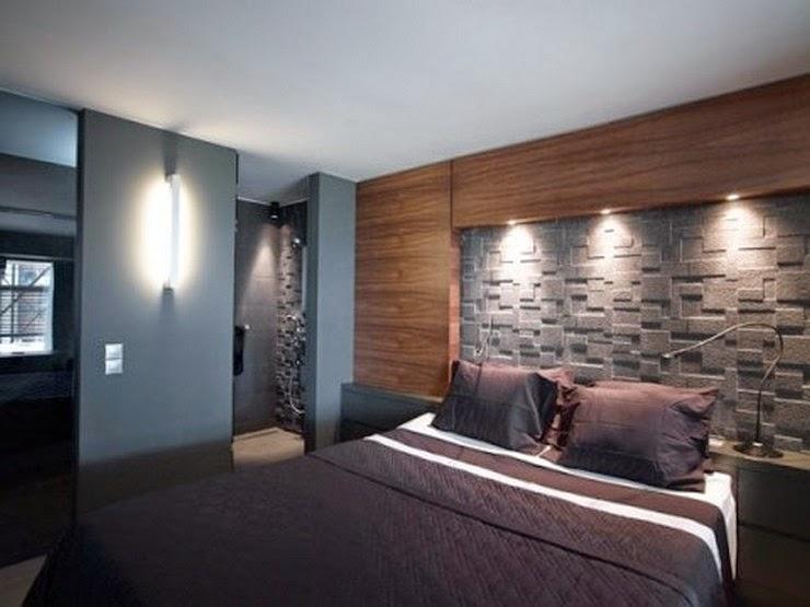 Decora hogar como decorar las cabeceras en un dormitorio - Cabeceros con luz ...