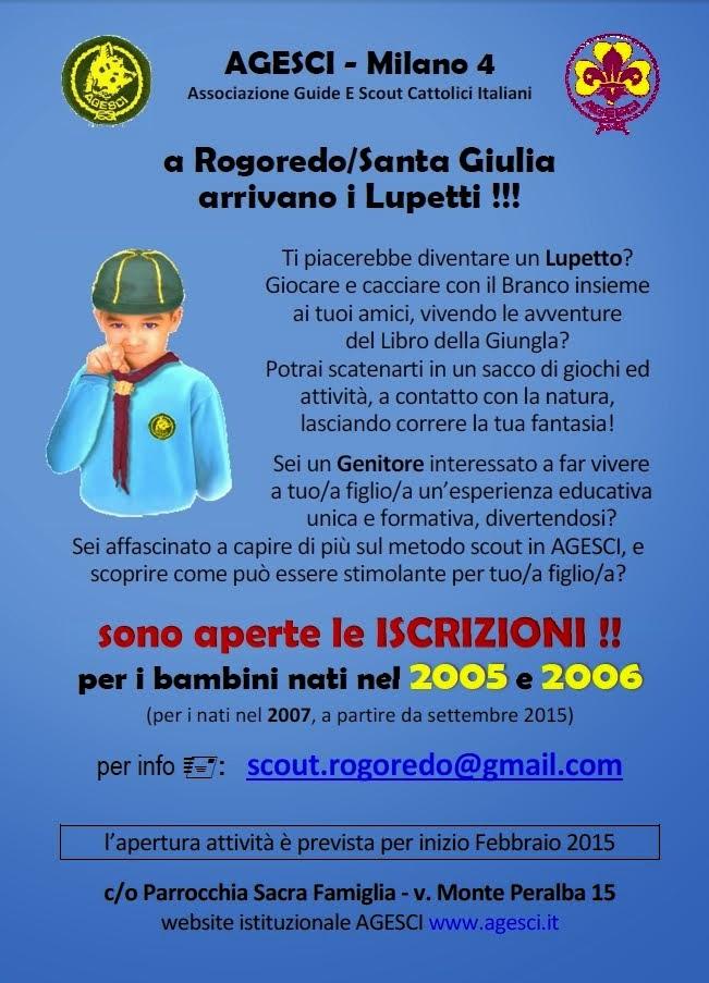 Scout a Rogoredo/MSG
