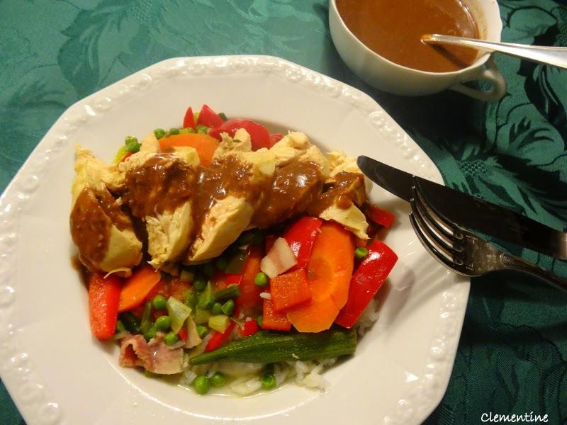 le blog de clementine poulet la mexicaine sauce mole de jamie oliver. Black Bedroom Furniture Sets. Home Design Ideas