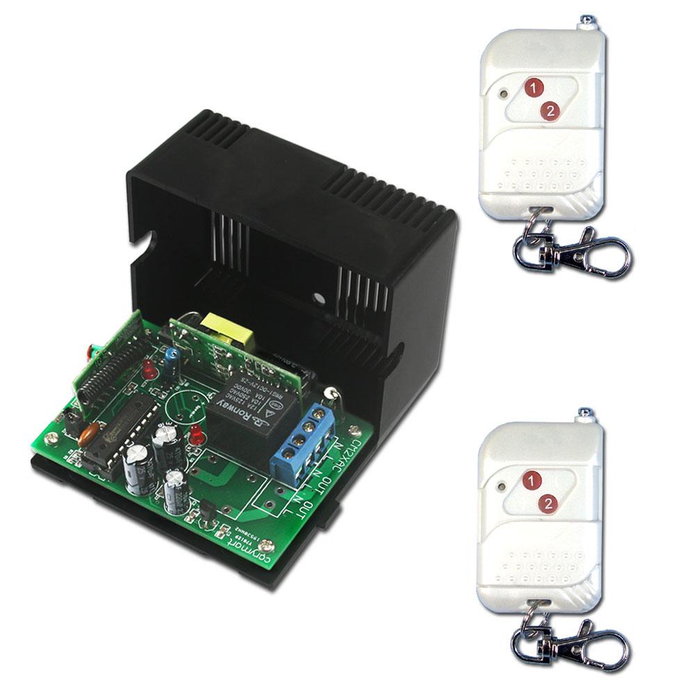 uitiliser un kit commande radio avec t l commande sans fil