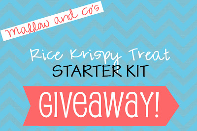 Rice Krispy Treat Starter Kit Giveaway