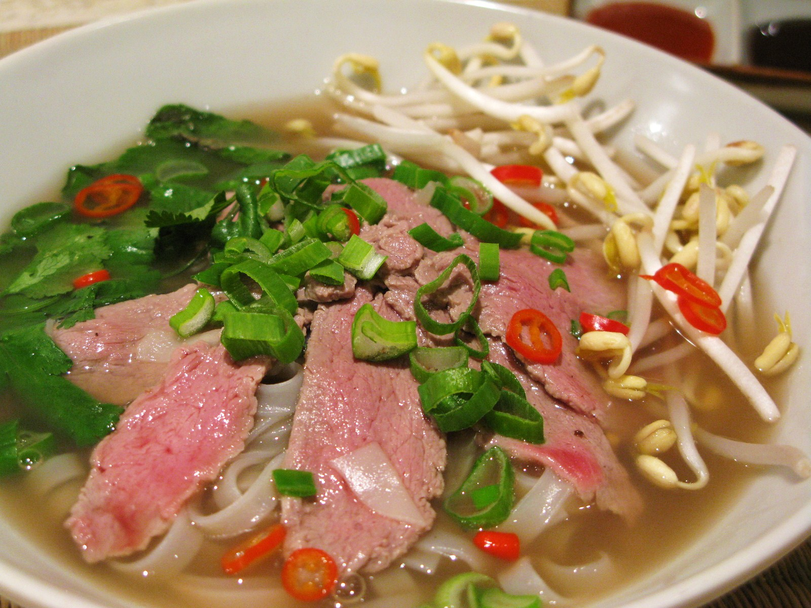 East asian cuisine pho the traditional food of vietnamese for Asia asian cuisine