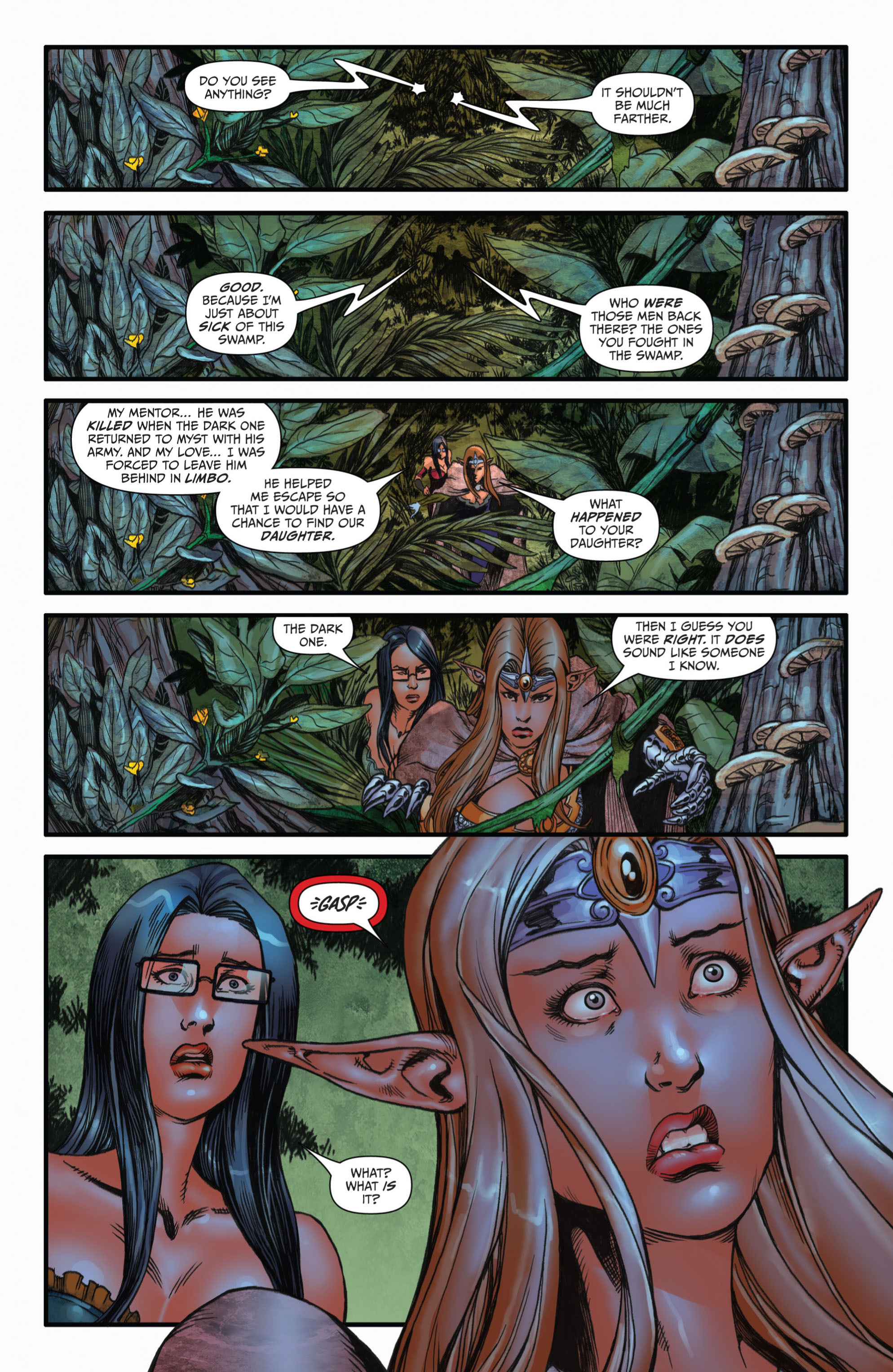 Grimm Fairy Tales (2005) Issue #73 #76 - English 23