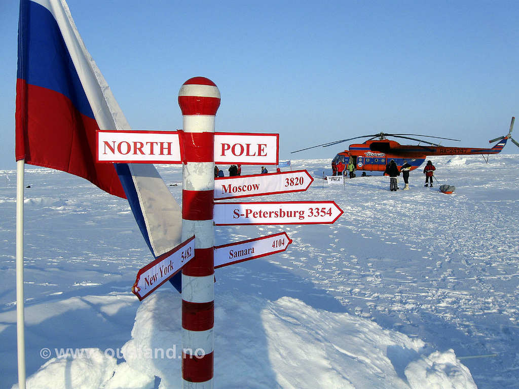 Beyond Brrr! 45 Photos of the Real North Pole