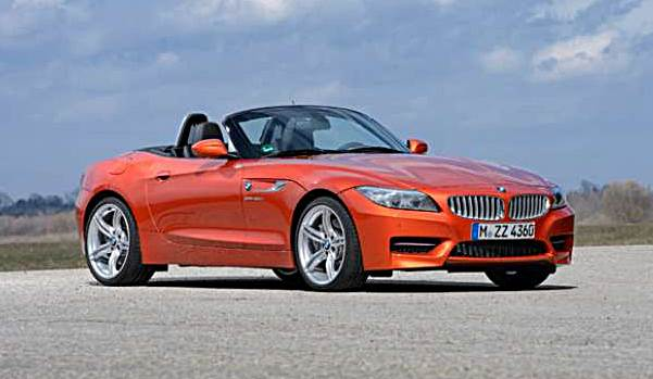 2017 bmw z4 series release date usa auto bmw review. Black Bedroom Furniture Sets. Home Design Ideas