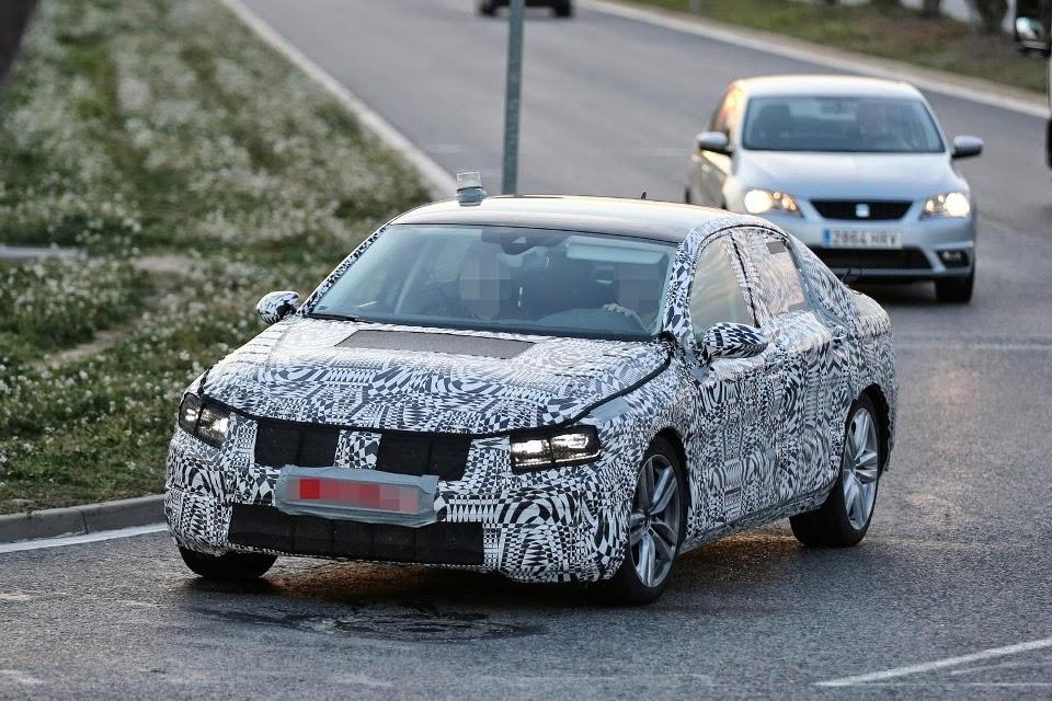 Next Generation Volkswagen Passat