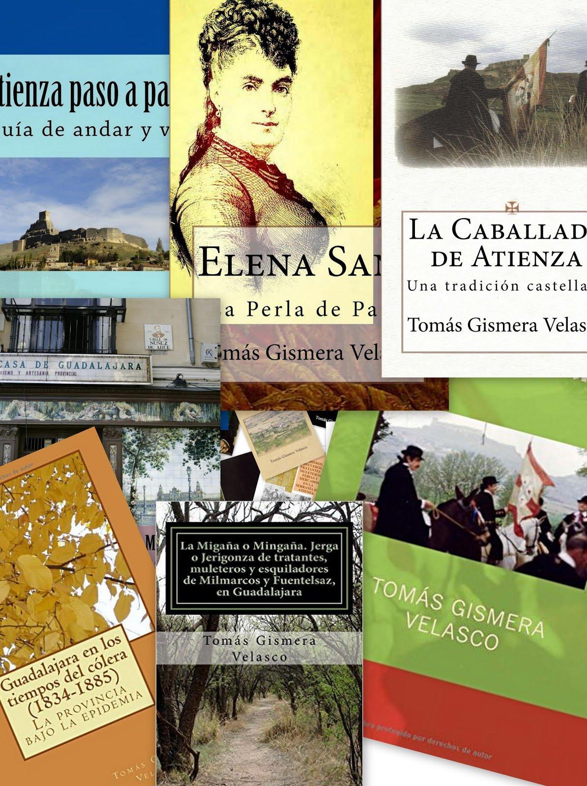 Los libros de Tomás Gismera