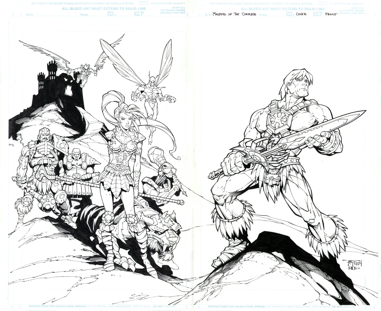 Free he man and the masters of the universe coloring pages for Masters of the universe coloring pages