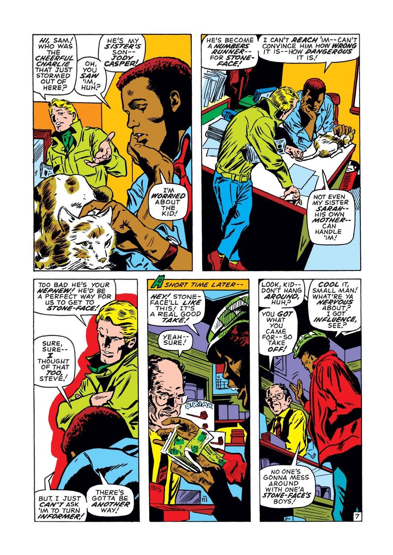 Captain America (1968) Issue #134 #48 - English 8