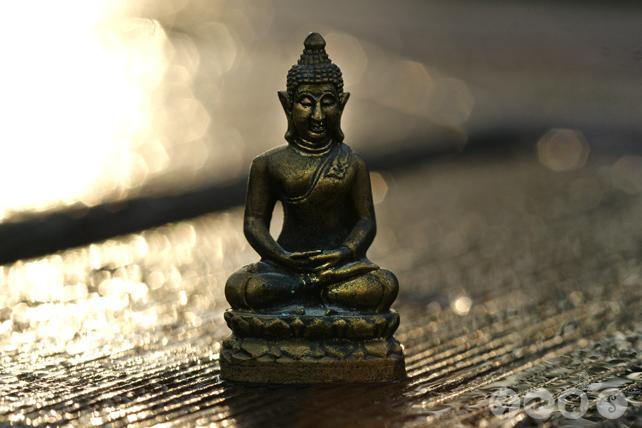 Buddha Figur, Deko-Objekt, Asien