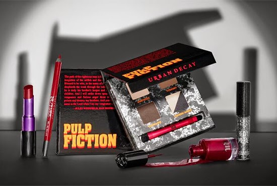 Urban Decay Review, Pulp Fiction Collection, Pulp Fiction Urban Decay, Pulp Fiction Review, Mrs Mia Wallace
